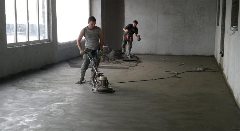 Работники на стяжке