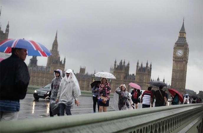 Погода в Лондоне