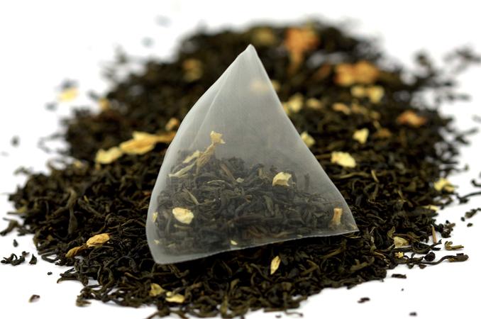 Чай пирамида