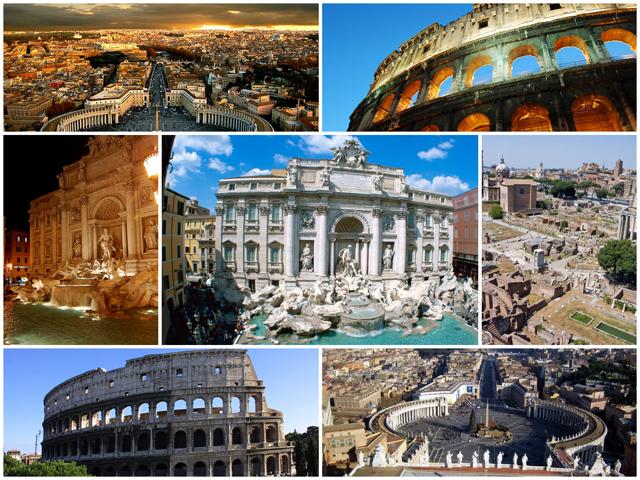 Такая разная Италия