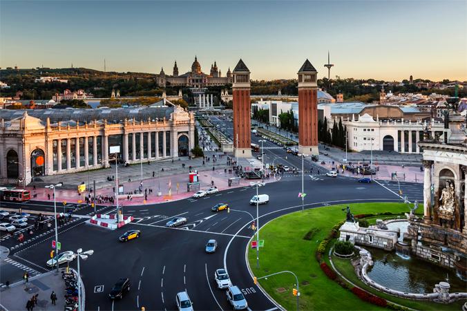 Дороги Испании
