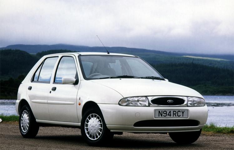 Ford Fiesta 1995