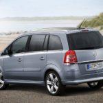 Опель Зафира (Opel Zafira): плюсы и минусы автомобиля