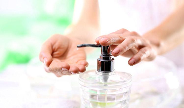 Жидкое антибактериальное мыло
