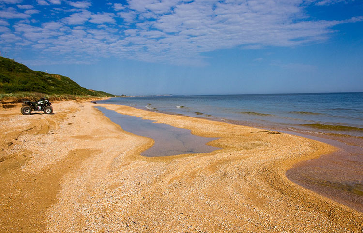 Море Азовское