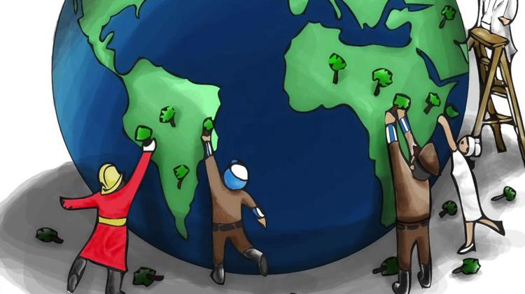 Человек и планета