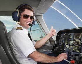 Профессия пилот