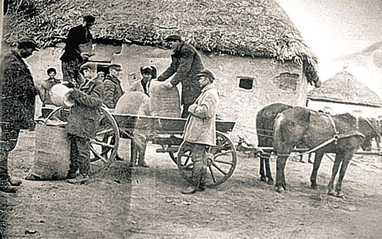 Сельские жители