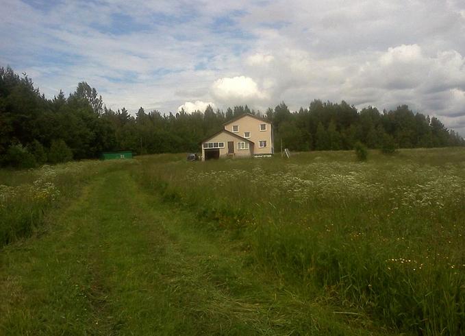 Дом у леса