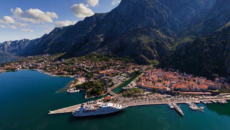 Красота Черногории