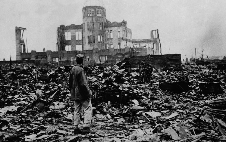 Ядерная агрессия США