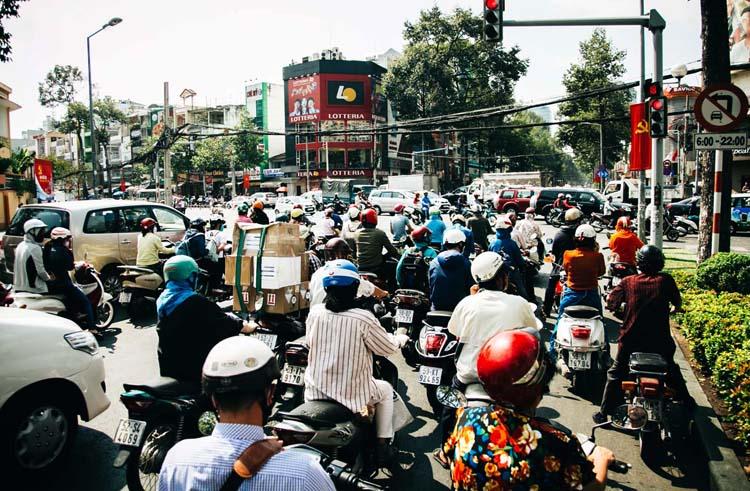 Движение во Вьетнаме
