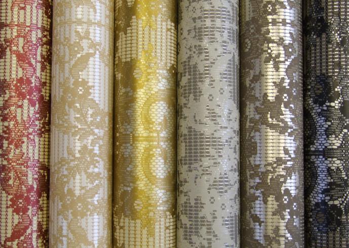 Разные текстильные обои