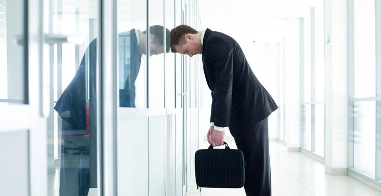 После увольнения