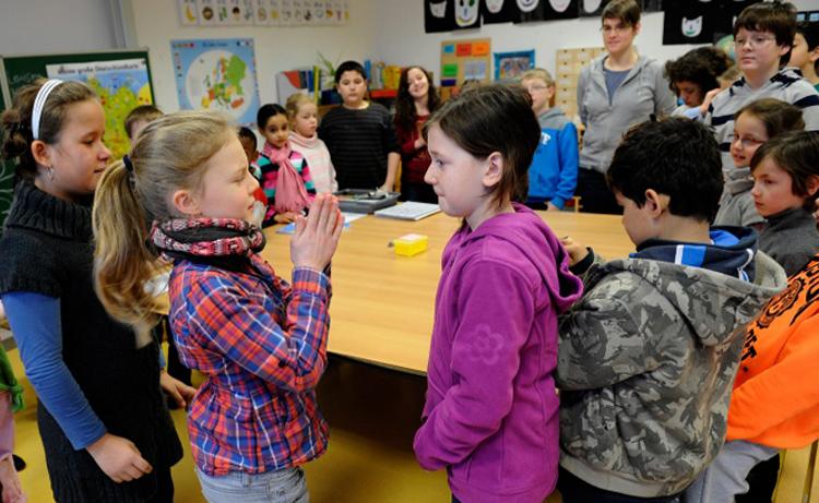 Дети при инклюзивном образовании
