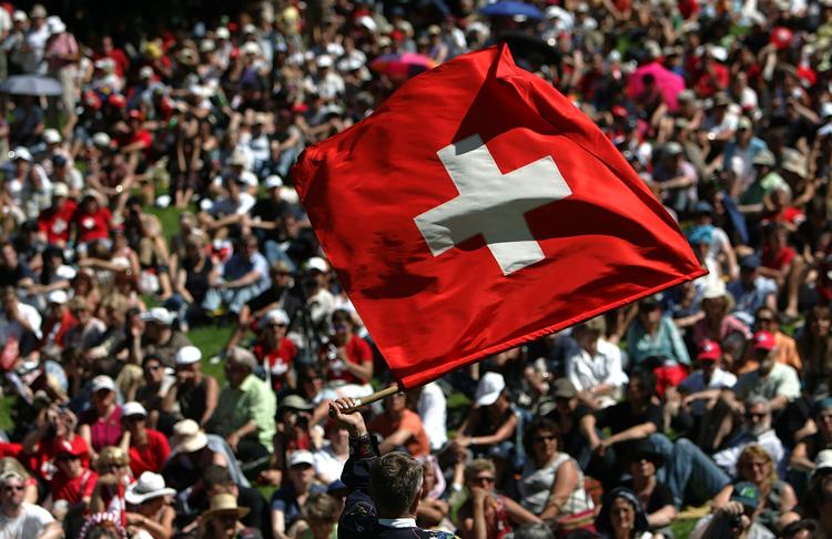 Люди Швейцарии