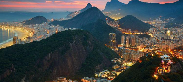 Красивая Бразилия