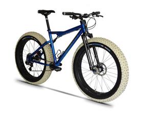 Велосипед с большими колесами