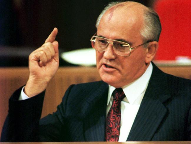 Горбачев 1985