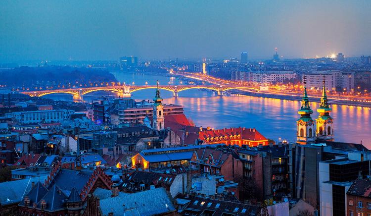 Красивая Венгрия