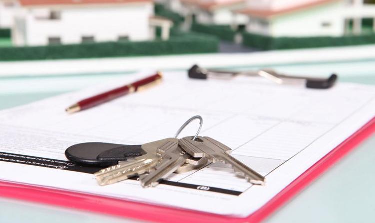 Дарственная и ключи