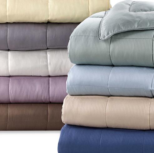Эвкалиптовое одеяло