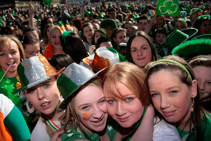 Люди Ирландии