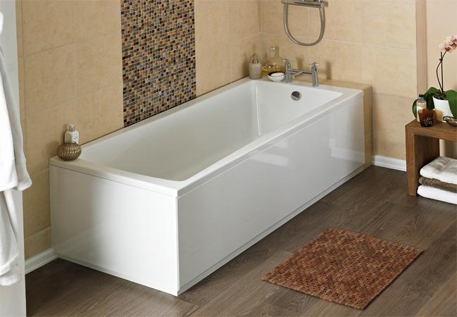 Новая акриловая ванна