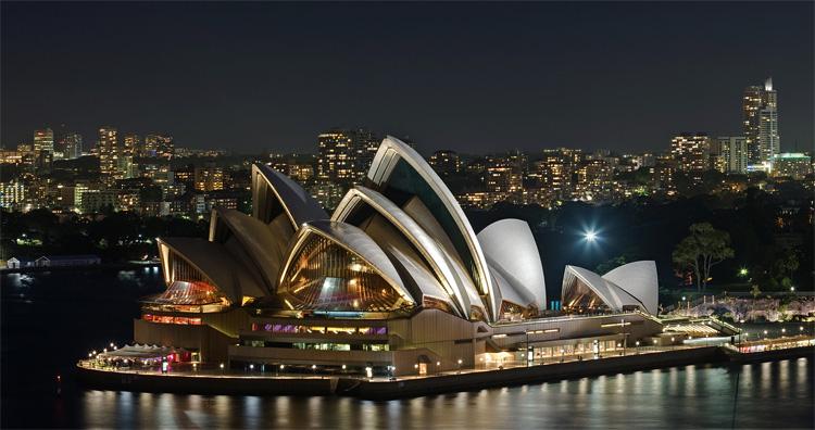 Красота Австралии