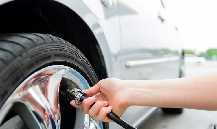Закачка азота в шины