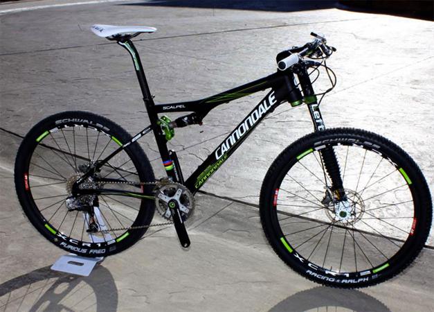 Другой велосипед
