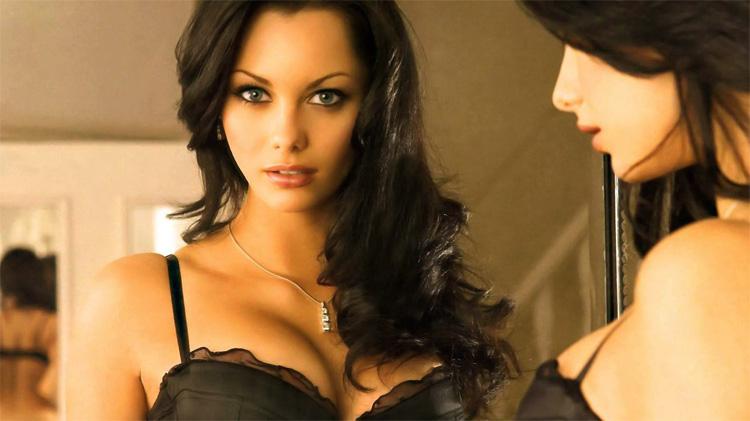 Красивая грудь