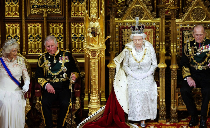 Монархия в Англии