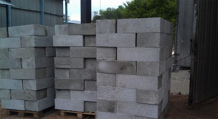 Много блоков