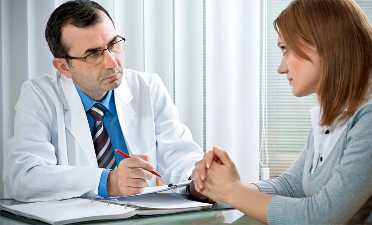 Психолог и клиент
