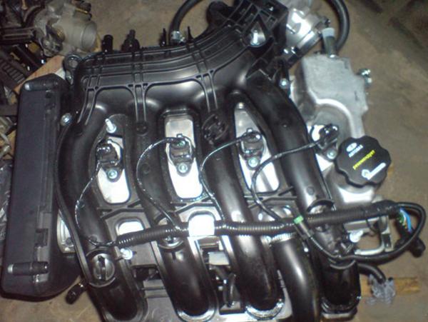 Новый двигатель 21126