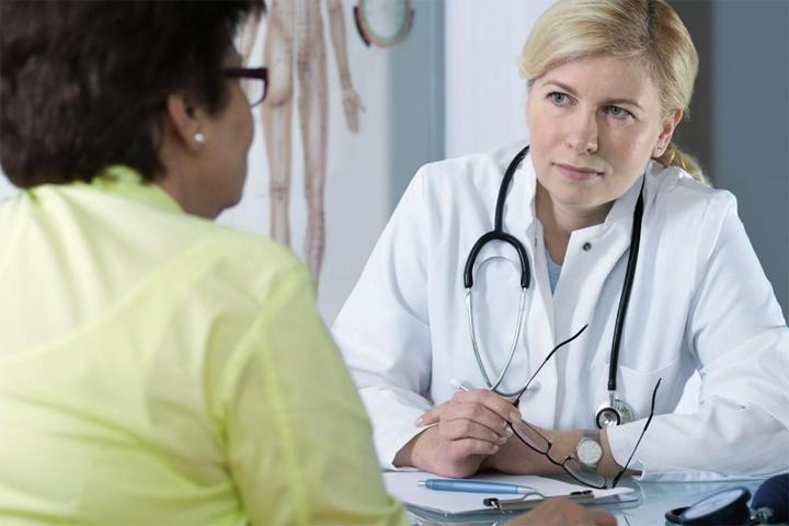 Доктор - эндокринолог
