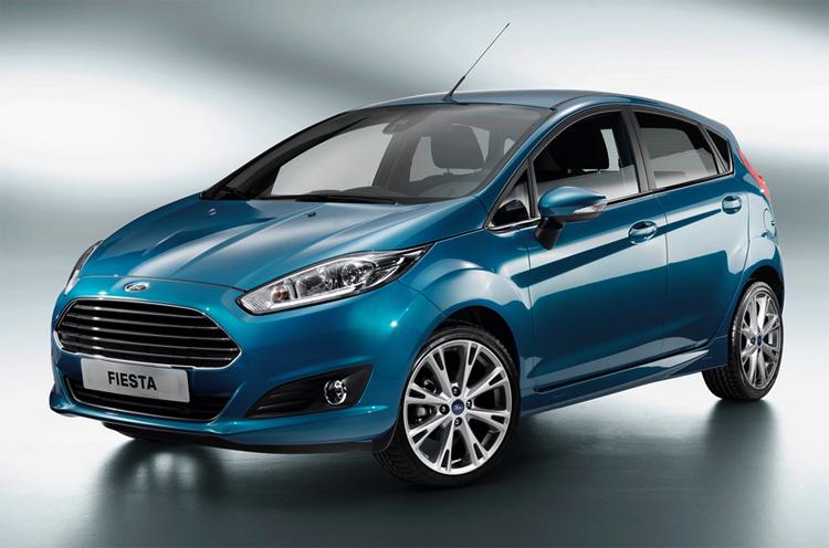 Fords Fiesta 2016