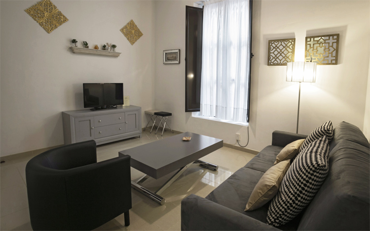 Сдача красивой квартиры
