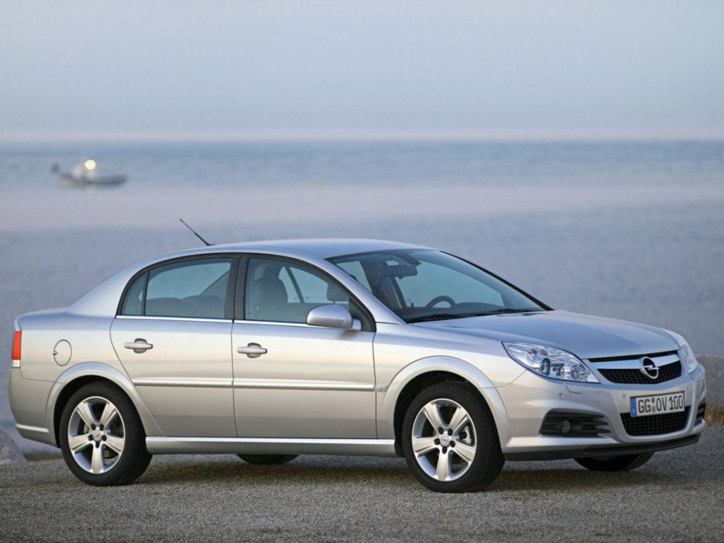 Opel Vectra 3 поколения