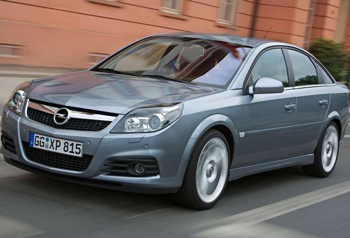 Opel Vectra в ходу