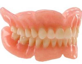 Акриловые протезы для зубов