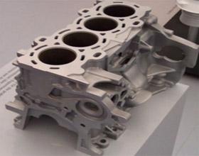 Алюминиевый двигатель