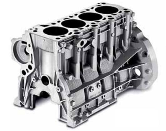 Новые алюминиевые блок цилиндров