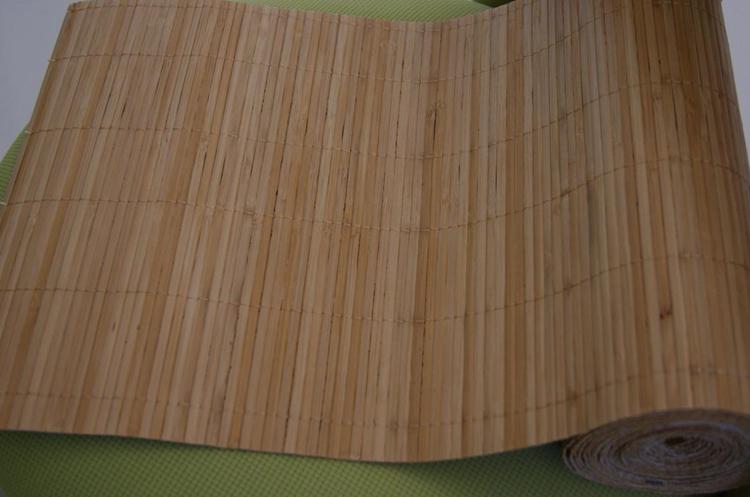 Новые обои из бамбука