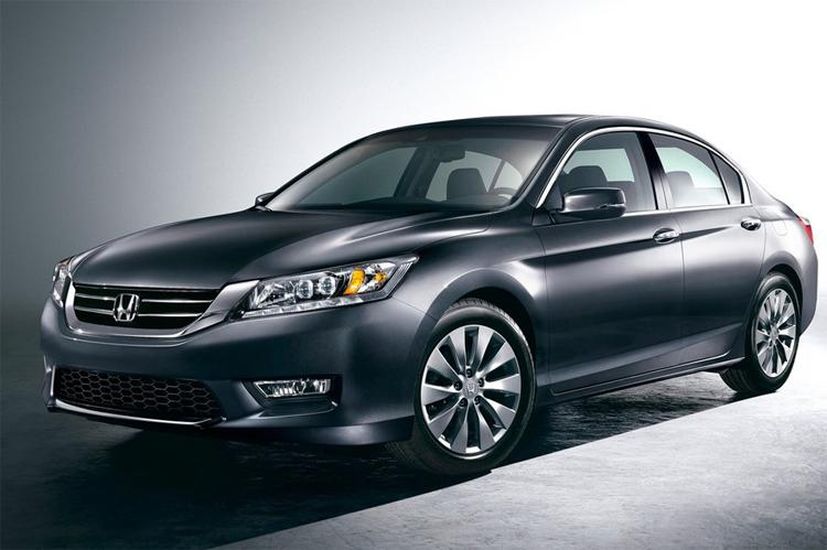 Новейший Honda Accord