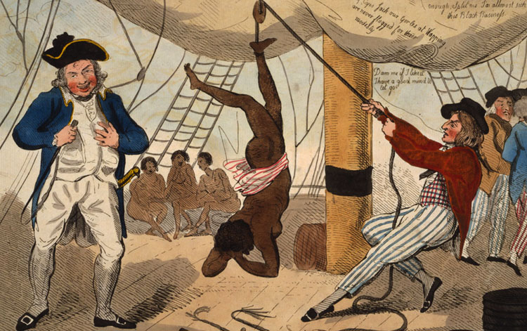 Издевательства в колониальной империи