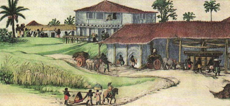 В колониальной империи