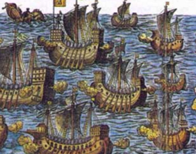 Формирование колониальных империй