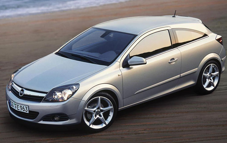 Новый Opel Astra H